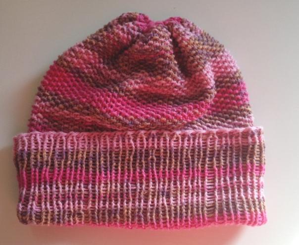 Mütze pink
