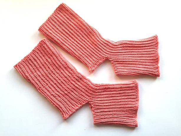 Funktionale Yoga Socken Aus Feinem Baumwollgarn Anleitung