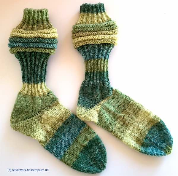 Damensocken