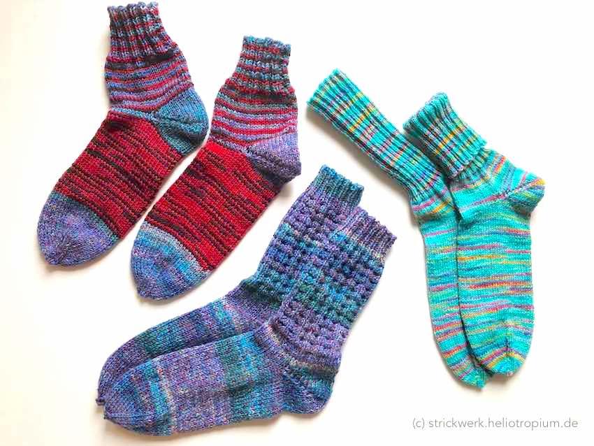 Reste-Socken